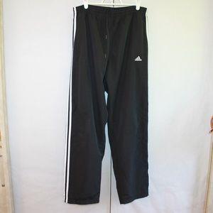 Adidas Men's Small Black Track Pants